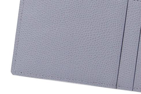 エポイ(Epoi)シキのフラグメントケース(カードケース)レディースきりいろグレーパープル