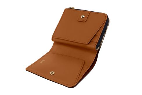 エポイ リツ Lファスナー二つ折り財布