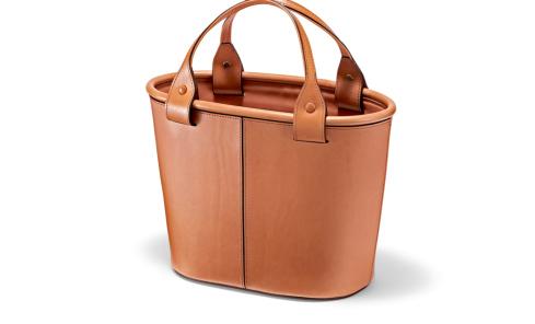 Epoi(エポイ)ツツツーバケットバッグ(バケツ型バッグ)ブラウン