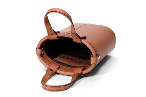 Epoi(エポイ)ツツツー ミニショルダーバケットバッグ ネイビー